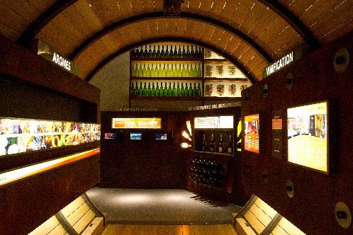 Cave des Vignerons de Mancey à Tournus