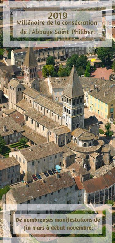 Millénaire de la consécration de l'abbaye de Tournus