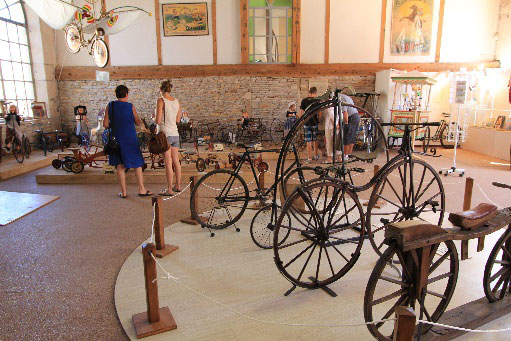 Le Musée du Vélo de Tournus