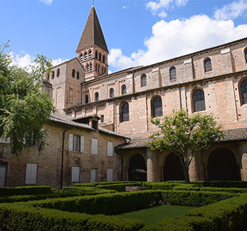 abbaye de Torunus